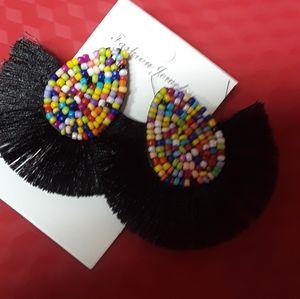 tassels Jewelry - Earrings